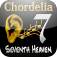 Get Chordelia: Seventh Heaven from the App Store now!