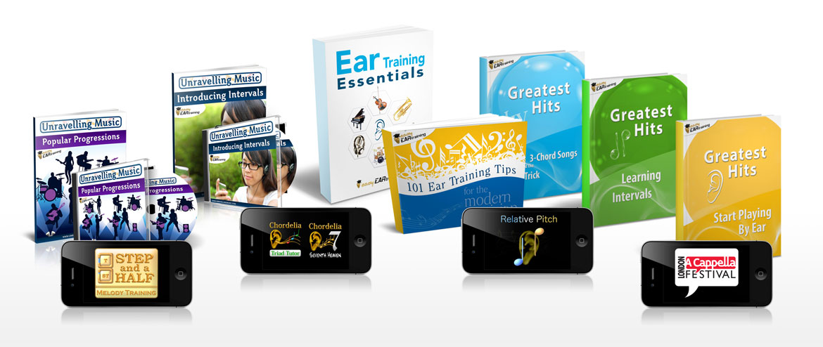 Easy Ear Training products
