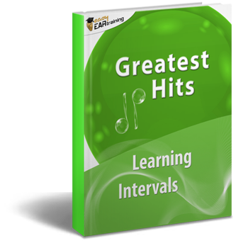Learning Intervals ear training eBook
