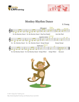 Download free rhythm teaching song