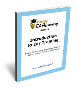 Free ear training ebook