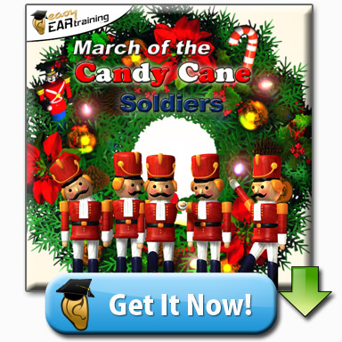 Download free Christmas ear training track