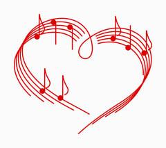 Musical Valentine