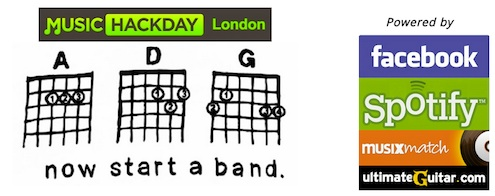 Now Start A Band teaches 3-chord and 4-chord guitar songs with the music you love