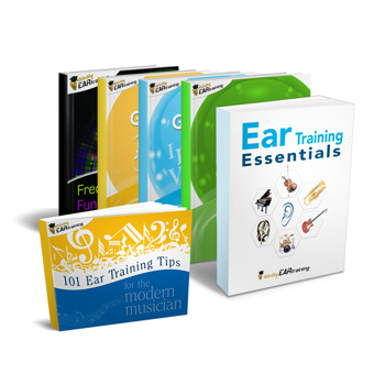 Ear Training eBook Range