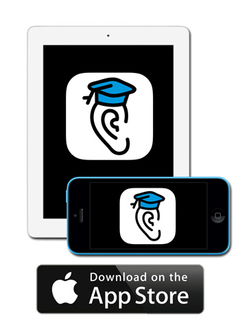 Free ear training app for iOS